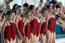 Synchronizované plavání - výběr
